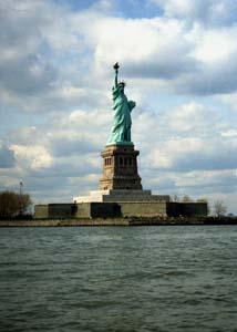 US-NY Statue of Liberty