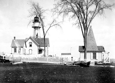 US-NY Throgs Neck 1890