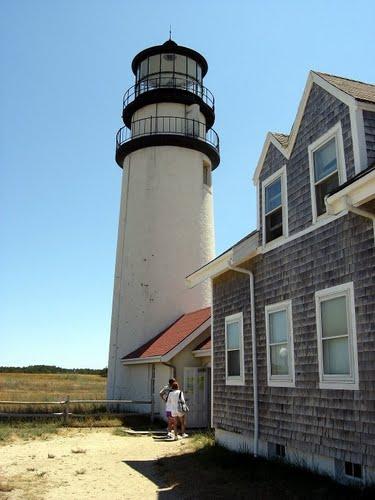 US-MA Highland lighthouse Cape Cod