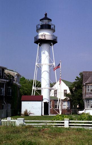 US-NY Coney Island lighthouse