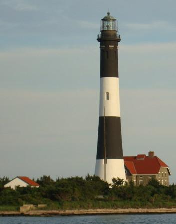 US-NY Fire Island lighthouse