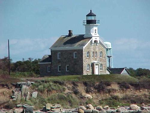 US-NY Plum Island lighthouse