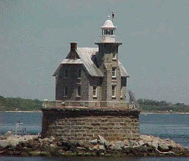 US-NY Race Rock lighthouse